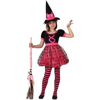 Atosa - Disfraz de bruja para niña, talla 10-12 años ...