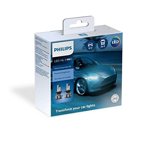 Philips 11342UE2X2 Faro LED H4 12-24V 6500°K Essential Ultinon - Par