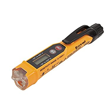 Non-Contact Voltage Tester w/Infrared Thermometer Klein Tools NCVT-4IR
