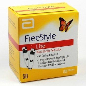 Freestyle Lite Testen Streifen 1x50 brand new versiegelt