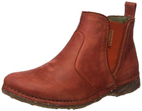 El Naturalista Damen N959 Pleasant Angkor Chelsea Boots, Rot (Caldera), 38 EU