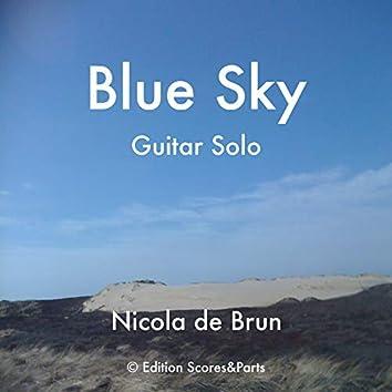 Blue Sky (Guitar Solo)