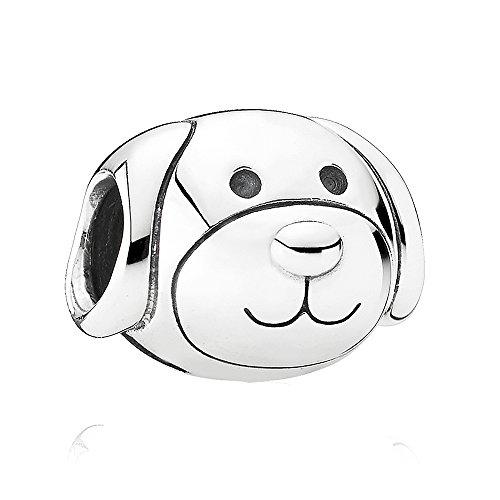 Pandora Damen Anhänger Liebe voller Hund 925Silber–791707
