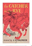 The Catcher in the Rye Book Covers Art 59x84cm Poster