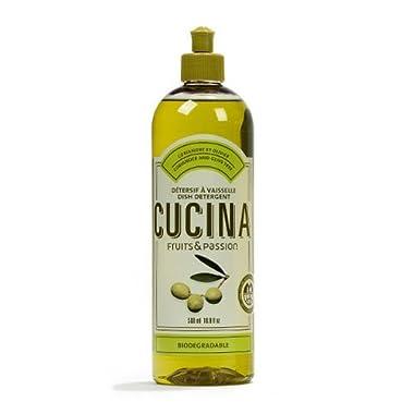 Coriander and Olive Cucina Dish Detergent 500ML