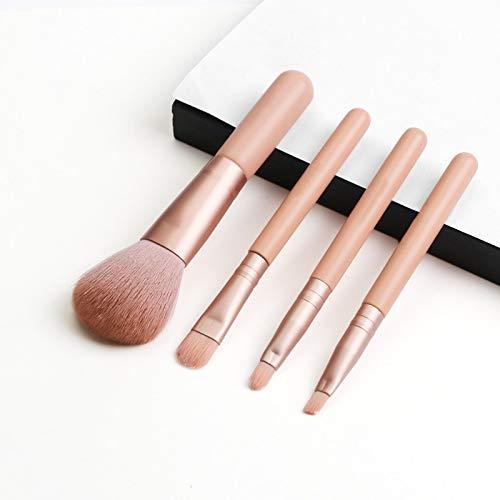 Pinceaux de Maquillage 1 Pcs Professionnel Maquillage Brosses Rétractable Fard À Paupières Poudre Fondation Yeux Livraison Aléatoire