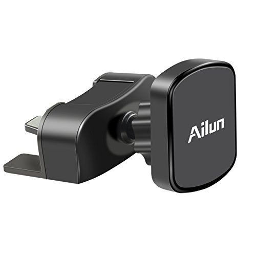 Ailun Car Phone Mount CD Slot Magnetic Mount for iPhone 12 Pro Mini Max iPhone X Xs XR Max Galaxy S20Ultra Combination kit with Car Radio Adapter FM Transmitter Bluetooth Adapter Charger