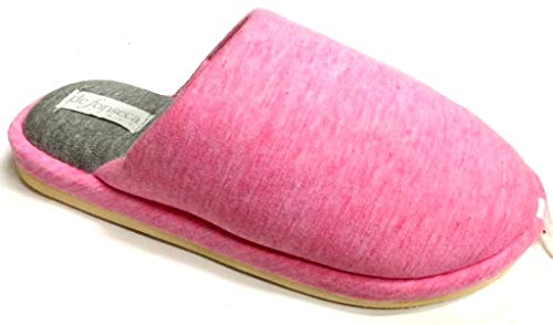 de fonseca Ciabatte Pantofole Invernali Donna MOD. Potenza W400 Rosa (37/38)