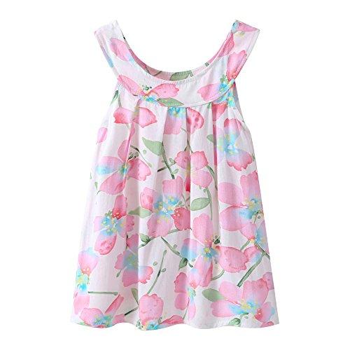 Zaowole_Children Little Girl Dress Girl Dress Up Clothes Champagne Flower Girl Dress Birthday Dress for Baby Girl Flower Girl Dress Little Girl Dress Up Clothes