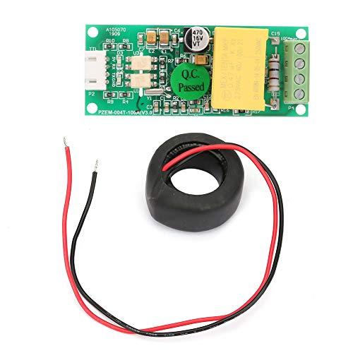 Heaveant Módulo medidor de Potencia, AC 80-260V 100A Módulo de monitoreo eléctrico Probador de Corriente de Voltaje de Potencia multifunción con CT