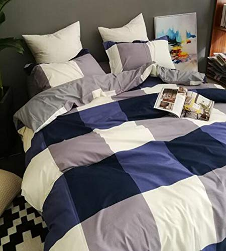Why Choose HUROohj Cotton,The New Bedding Four Sets,European Style£¬Bedding Kits£¨ 4 Pcs£for Bed Size Twin/Queen/King,£­Queen