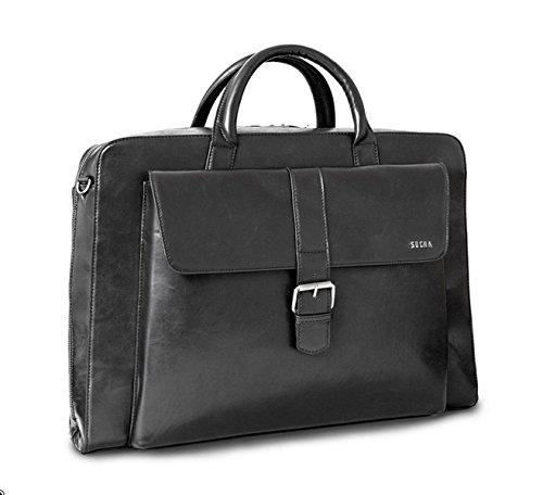SOCHA Businessbag Tasche So Ebony Black 15\'-17,3\' Bowatex