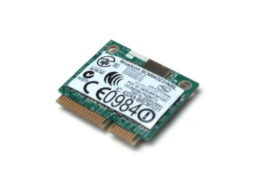 Original Pw394 Dell / Boardcom Pci Express Mini 802.11 A/b/g/n Wifi Mini Card Für Latitude Xt2