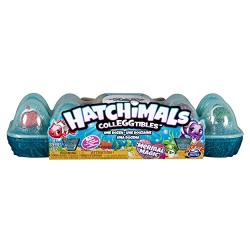 Spin Master Hatchimals CollEGGtibles 12 Carton Pack - Season 5 - Children's Toy Figure Kits (5 year (s) ,, Boy / girl, China, 235 mm, 101,6 mm)