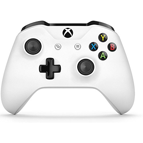 Microsoft Wireless Controller: White for Xbox One