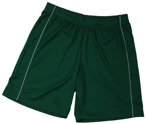 2Store24 Basic Team Shorts in Green/White Taille: XL
