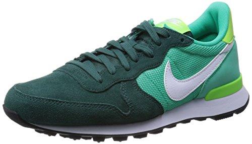 Nike Wmns Classic Cortez Prem, Scarpe da Atletica Leggera Donna, Multicolore Plum Chalk/White 501), 36 EU