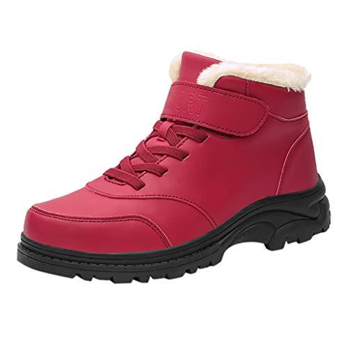 SoonerQuicker Middelhoge vierkante laarzen met hoge hak en dubbele ritssluiting voor dames