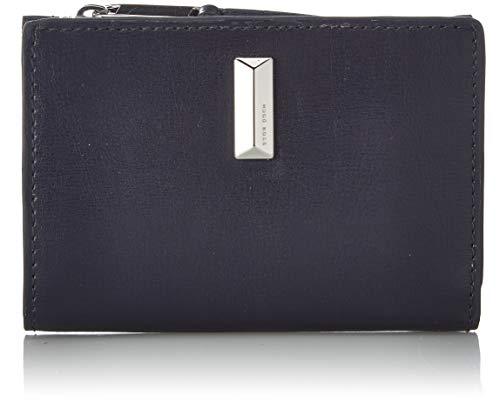 Hugo Boss Nathalie SM Wallet-n, Accesorio de Viaje-Billetera para Mujer, Dark Blue401, ONESI