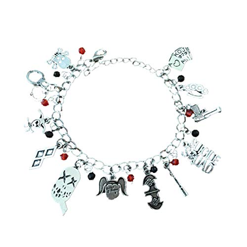 41iQo2nHTeL Harley Quinn Bracelets