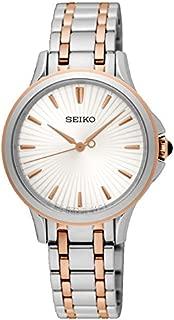 Seiko Women SRZ492P Year-Round Analog Quartz Multicolour Watch