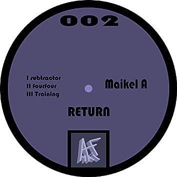 Return, Vol. II