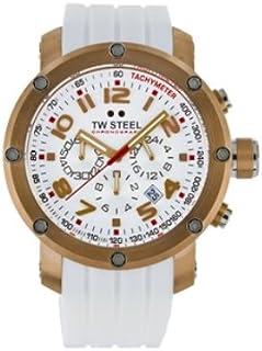 TW Steel Watch for Men, Rubber, TW-132