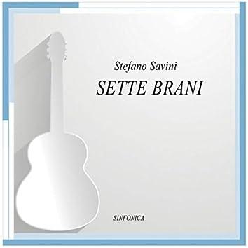 Stefano Savini: sette brani