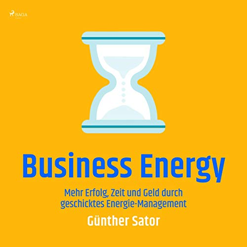 Business Energy cover art