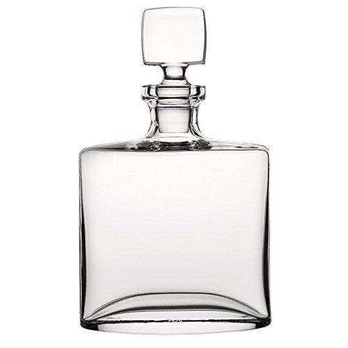 Naakt, P92379-000000-B01002, Vierkante Whisky Fles 44oz (1.25L) (Doos van 2)