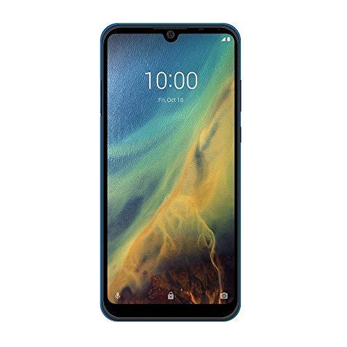 """Oferta de ZTE Blade A5 2020 - Smartphone de 6.09"""" HD+ 19 (5:9, Octa Core, 2 GB RAM, 32 GB ROM, doble cámara 13 MP + 2 MP y frontal 8 MP Waterdrop, doble SIM, Android 9) azul - Versión Española"""