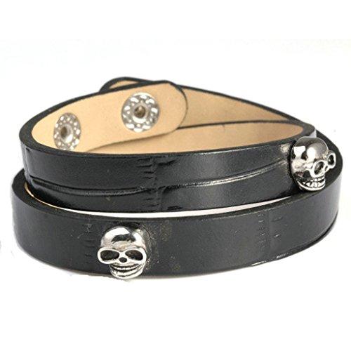 Epinki Herren Edelstahl Armband Punk Armschmuck Herrenkette Armreifen Freundschaftsarmbänder