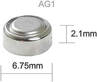 30 x363 364 AG1 LR621 SR621SW Alkaline Button Cell Batteries