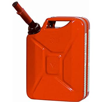 "Midwest 5 Gallon Metal ""Jerry"" Gas Can"