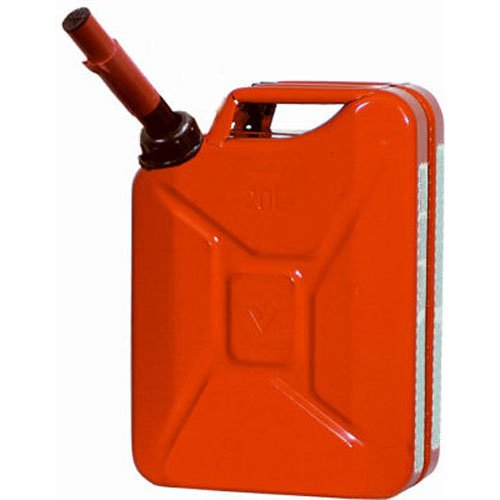gas cans Midwest 5 Gallon Metal