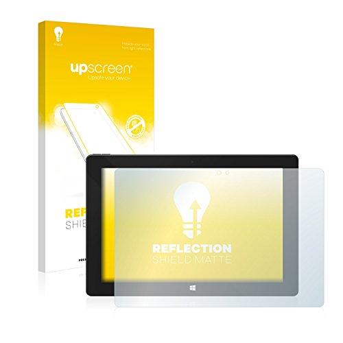 upscreen Entspiegelungs-Schutzfolie kompatibel mit One Xcellent 10 – Anti-Reflex Bildschirmschutz-Folie Matt