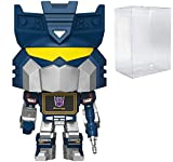 Soundwave Pop #26 Retro Toys Transformers Vinyl Figure (Bundled with EcoTek Protector to Protect Display Box)