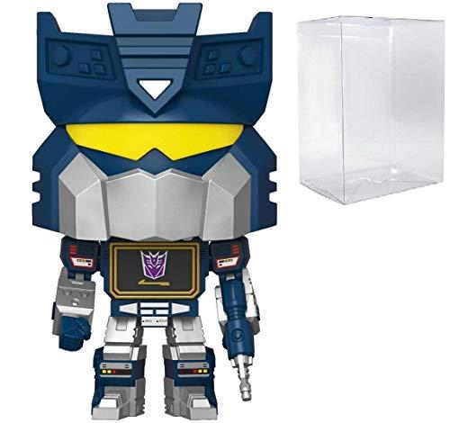 Soundwave Pop #26 Retro Toys Transformers Vinyl Figure (Bundled with