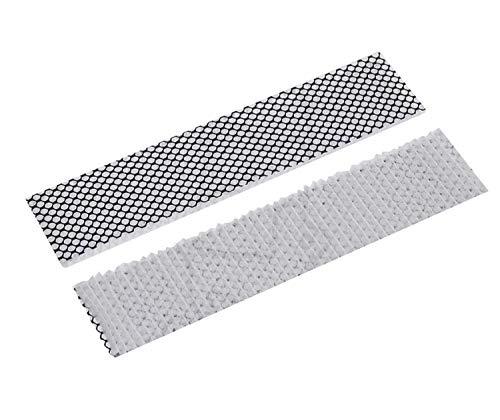 Filtri Ricambio Climatizzatore Condizionatore Elettrostatici | Compatibili DAIKIN FTXS FTKS 20 25 35 Serie D + FTXS 20 25 35 42 50 serie G | 40x255mm 2pz