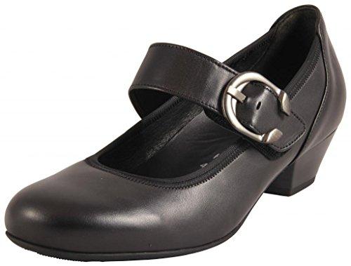Gabor Shoes Damen Trotteur Pumps, schwarz 57), 43 EU