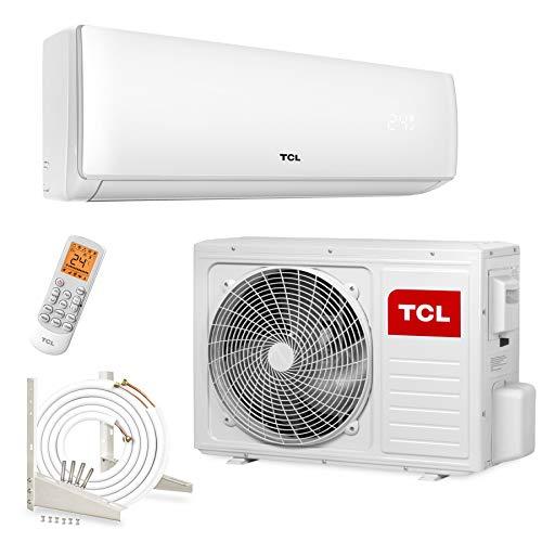 TCL 12000 BTU Klimagerät 5m Split Klimaanlage 3,3kW R32 Klima - Modell XA71