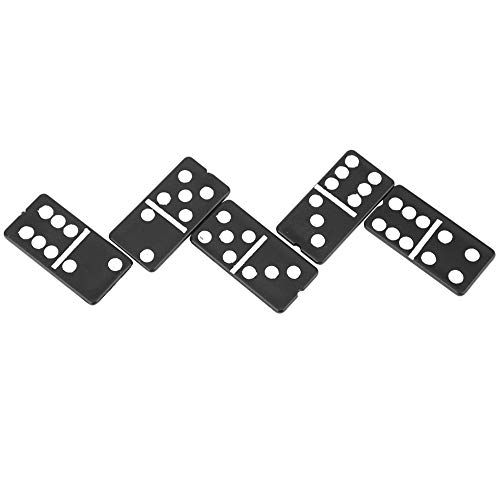 Kinder Domino Brettspiel, 28 Stück/Set Domino Kartenspiel Kinder Interaktives Brettspiel Set für Erwachsene Kinder