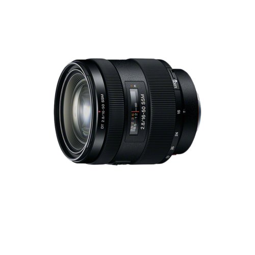 Sony 16-50mm f/2. 8 standard zoom lens for sony a-mount cameras