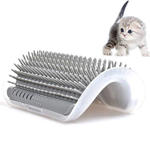 Kimiku Katzenbürste Katzenbürste für Wand Katzenbürste Kurzhaar