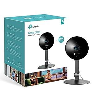 TP-Link Kasa Smart Security Camera, Baby Monitor, Indoor CCTV, No Hub Required