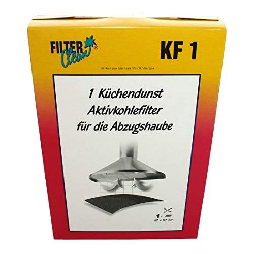 Kohlefiltermatte 'ST.C' KF 1