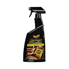 All-in-one leather treatment cleans, conditions and protects for complete leather care in one easy step Gentle leather cleaners safely and effectively remove dirt and grime UV protection helps prevent premature aging, drying, cracking and fading Prem...