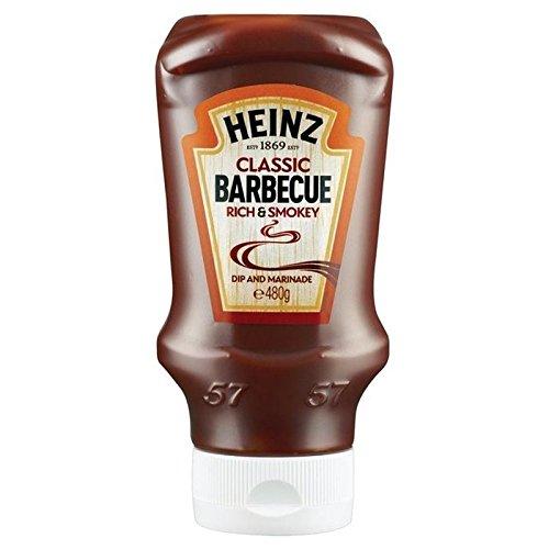 HEINZ Sauce Barbecue Classique 480G
