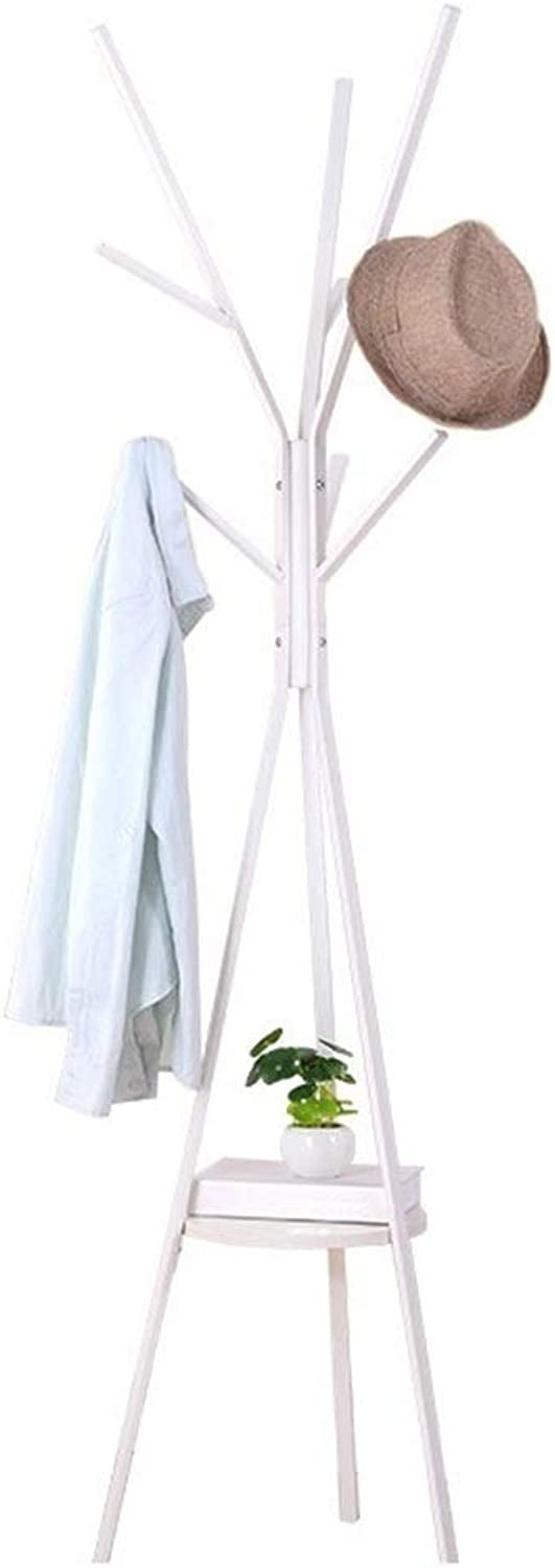 Qi_Hallway Furniture Standing Coat Racks Metal High 180CM Hall Trees Entrance Console Room Coat Stand Clothes Rack Clothes Racks shoes Rack Coat Hat Bag Scarf Umbrella Stand Standing Coat Racks