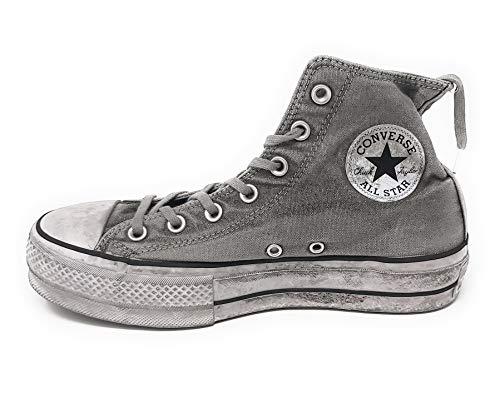 Converse Damenschuhe Chuck Taylor All Star Smoked Grau Sneaker SS 2019